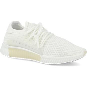 Sapatos Mulher Sapatilhas Suncolor AA611 Blanco