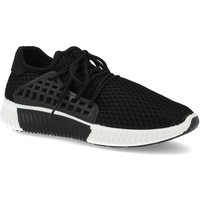 Sapatos Mulher Sapatilhas Suncolor AA611 Negro