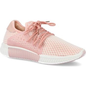Sapatos Mulher Sapatilhas Suncolor AA611 Rosa