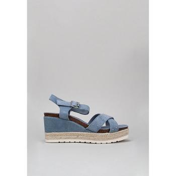 Sapatos Mulher Sandálias Carmela 66689 Azul