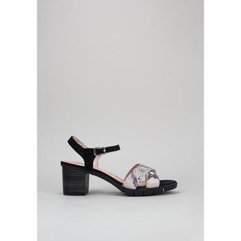 Sapatos Mulher Sandálias Sandra Fontan PERLA Preto