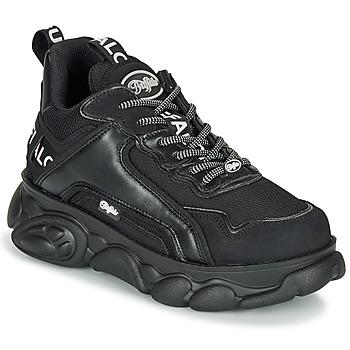 Sapatos Mulher Sapatilhas Buffalo CHAI Preto / Branco