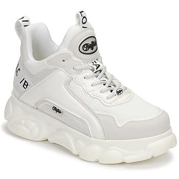 Sapatos Mulher Sapatilhas Buffalo CORIN Branco / Preto