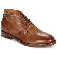 Sapatos Homem Botas baixas Kost DANDY 17 Conhaque