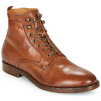 Sapatos Homem Botas baixas Kost MILITANT 17 Conhaque