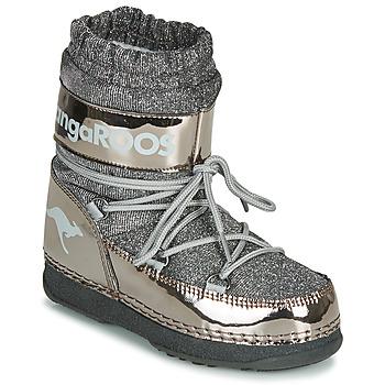 Sapatos Mulher Botas baixas Kangaroos K-MOON Cinza