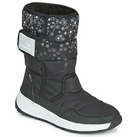 Sapatos Mulher Botas de neve Kangaroos K-FLUFF RTX Preto / Cinza
