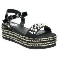 Sapatos Mulher Sandálias Isteria 8052 Noir