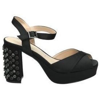 Sapatos Mulher Sandálias Carolina Boix 61602 Noir