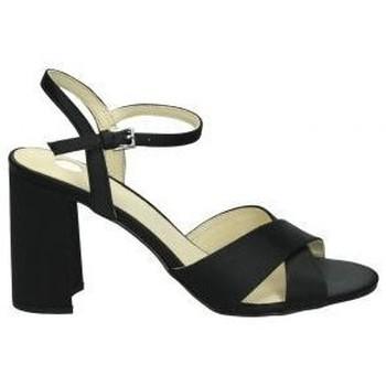 Sapatos Mulher Sandálias La Strada 1703022 Noir