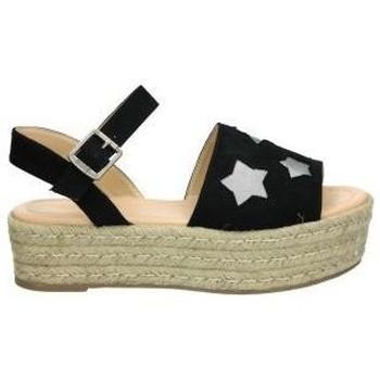 Sapatos Mulher Alpargatas MTNG 57839 Noir