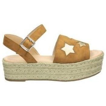 Sapatos Mulher Alpargatas MTNG 57839 Marron