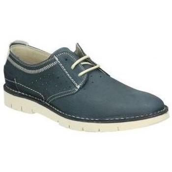 Sapatos Homem Sapatos Nuper 6456 Bleu