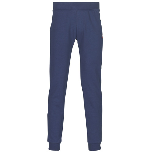 Textil Homem Calças de treino Le Coq Sportif ESS PANT SLIM N°1 M Azul / Marinho