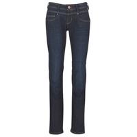 Textil Mulher Calças Jeans Freeman T.Porter CATHYA SDM Azul