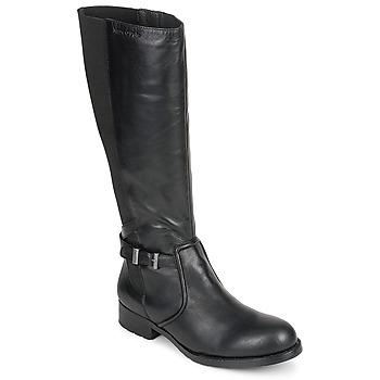 Sapatos Mulher Botas Marc O'Polo ZINDI Preto
