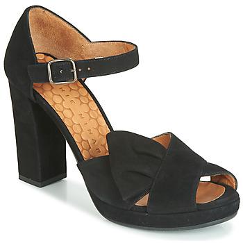 Sapatos Mulher Sandálias Chie Mihara BAMBOLE Preto