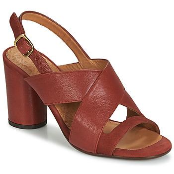 Sapatos Mulher Sandálias Chie Mihara UDO Vermelho