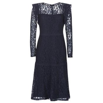 Textil Mulher Vestidos curtos Lauren Ralph Lauren BLAIR Marinho