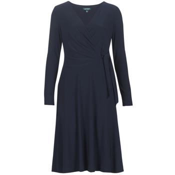 Textil Mulher Vestidos compridos Lauren Ralph Lauren COREEN Marinho