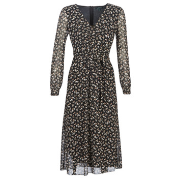 Textil Mulher Vestidos compridos Lauren Ralph Lauren HOLDEN Multicolor