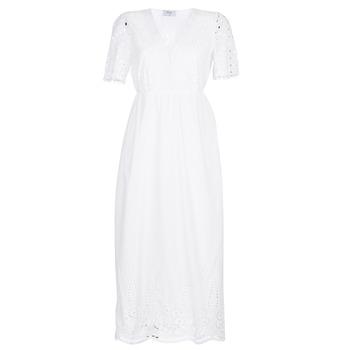 Textil Mulher Vestidos compridos Betty London KATARELLE Branco