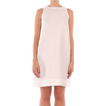 Textil Mulher Vestidos curtos Up To Be PATTY M branco