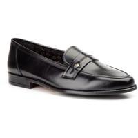Sapatos Mulher Sandálias Iberico Shoes Zapato de hombre de piel by Baerchi (Exodo) Noir