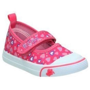 Sapatos Criança Sabrinas Katini Lonas  kfy15803 menina rosa rose