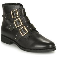Sapatos Mulher Botas baixas Betty London LYS Preto