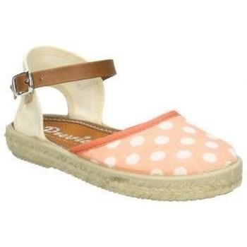 Sapatos Criança Sapatilhas de ténis Duvic Lonas  2012 menina laranja orange