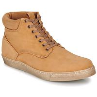 Sapatos Homem Botas baixas Casual Attitude LEO Bege