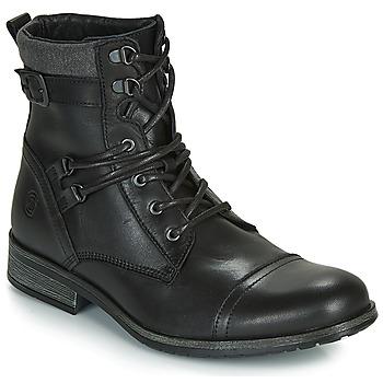 Sapatos Homem Botas baixas Casual Attitude RIVIGH Preto