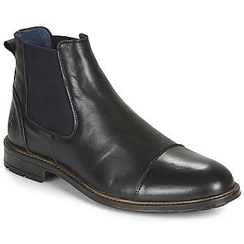 Sapatos Homem Botas baixas Casual Attitude JANDY Preto