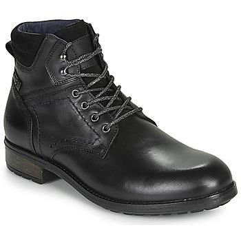 Sapatos Homem Botas baixas Casual Attitude LULLY Preto