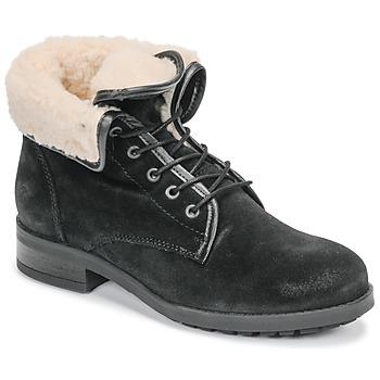 Sapatos Mulher Botas baixas Casual Attitude LEILA Preto