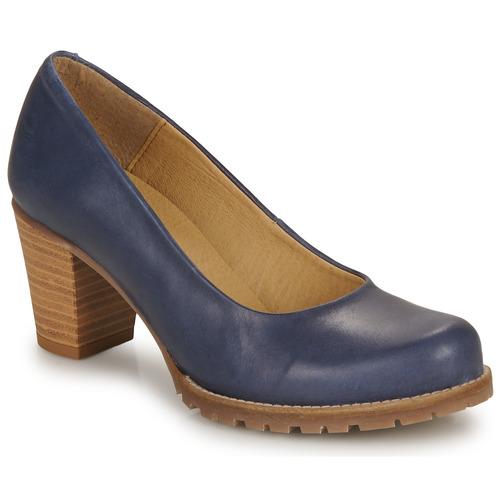 Sapatos Mulher Escarpim Casual Attitude HARCHE Marinho