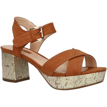 Sapatos Mulher Sandálias Chika 10 NEW CLOE 06 Marr?n