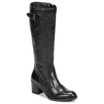 Sapatos Mulher Botas Clarks MASCARPONE ELA Preto