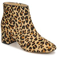 Sapatos Mulher Botins Clarks SHEER FLORA Leopardo