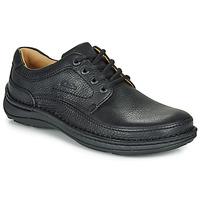 Sapatos Homem Sapatos Clarks NATURE THREE Preto