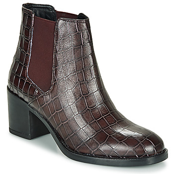 Sapatos Mulher Botins Clarks MASCARPONE Bordô