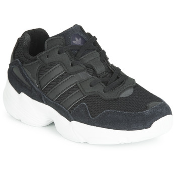 Sapatos Criança Sapatilhas adidas Originals YUNG-96 C Preto