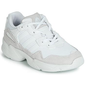 Sapatos Criança Sapatilhas adidas Originals YUNG-96 C Branco