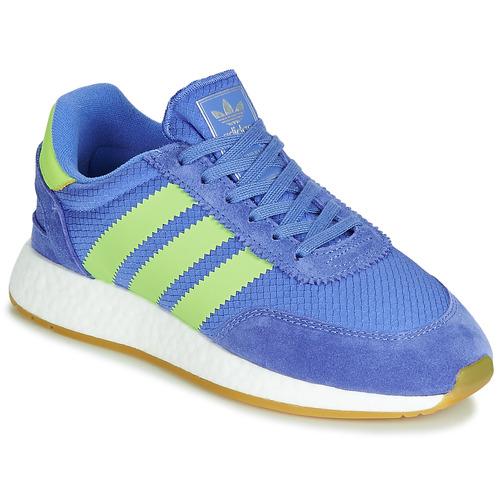 Sapatos Mulher Sapatilhas adidas Originals I-5923 W Azul