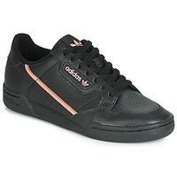 Sapatos Mulher Sapatilhas adidas Originals CONTINENTAL 80 W Preto