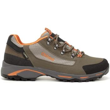 Sapatos Homem Fitness / Training  Chiruca Zapatillas  Santiago 08 Gore-Tex Verde