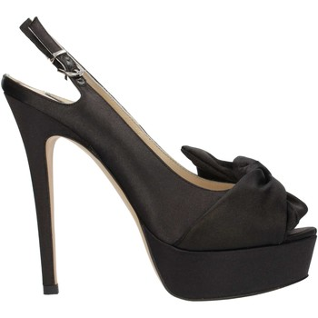 Sapatos Mulher Sandálias Luciano Barachini 8564 Preto