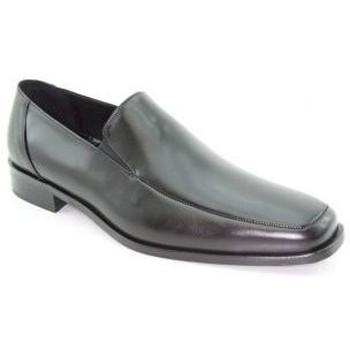 Sapatos Homem Sapatos & Richelieu Ellequeen Sapatos  01081s cavaleiro negro Noir