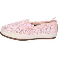 Sapatos Mulher Slip on O-joo BR125 Cor de rosa
